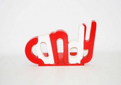 8.CANDY SIGN